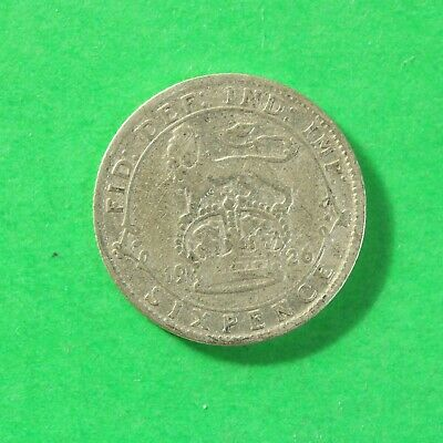 £2.95 • Buy 1926 George V Silver Sixpence SNo60650