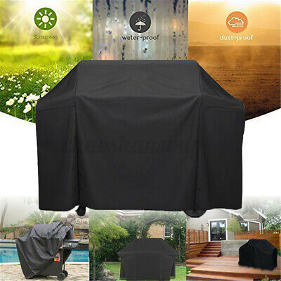 $ CDN33.83 • Buy Barbeque BBQ Grill Cover Waterproof With Storage Bag For Weber 7131 Genesis Gri
