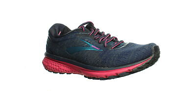 $ CDN107.34 • Buy Brooks Womens Ghost 12 Navy/Majolica/Beetroot Running Shoes Size 8 (1384643)
