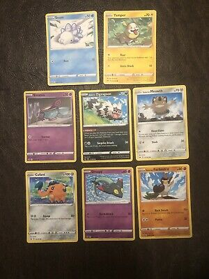 $4.99 • Buy 2021 Pokemon 25th Anniversary General Mills All Non-Holo Promo Cards 8 Card Set