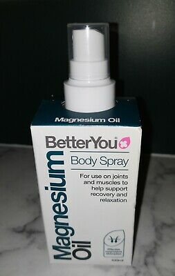 Better You Magnesium Oil Body Spray • 7£
