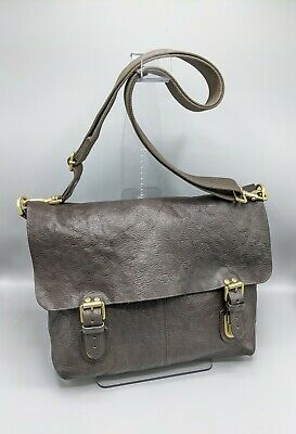 Mulberry Barnaby Messenger Bag / Laptop / Briefcase In Chocolate Brown  Leather • 165£