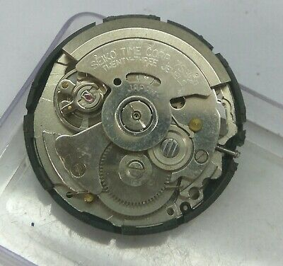 AU30.31 • Buy Vintage Seiko 7s36a  Automatic Watch Movement (balance Is Ok) For Parts & Repair