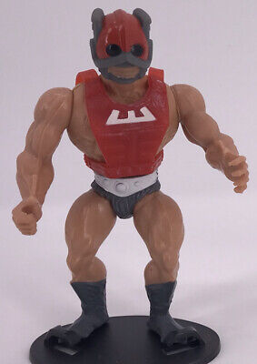 $21.16 • Buy Vintage 1982 Masters Of The Universe Near Complete Figure MOTU Zodax Soft Head