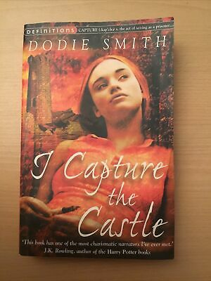 I Capture The Castle (Random House) Dodie Smith, Great Condition Thrilling Story • 1.20£