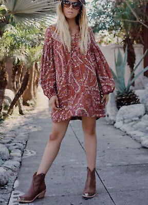 AU175 • Buy Spell And The Gypsy City Lights Tunic Size M