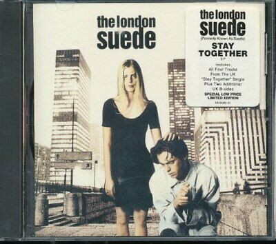 £4.82 • Buy London Suede : Stay Together CD Value Guaranteed From EBay's Biggest Seller!