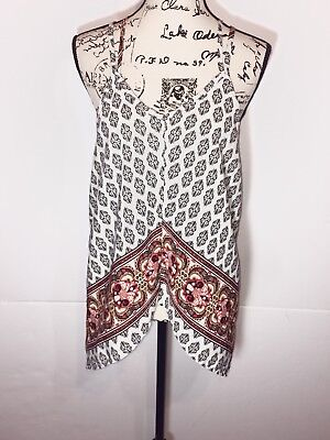 AU1.24 • Buy Love Spell High-Low Cami Womens Size XL Extra Large Spaghetti Strap V-Neck