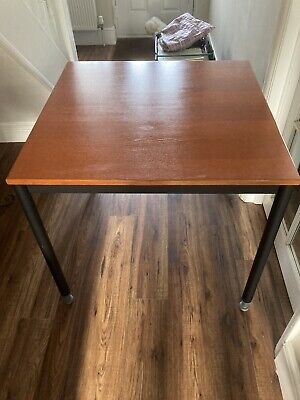 Wood Office/Computer/Desk Table • 8.80£