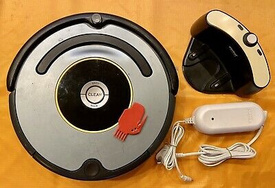 Roomba 530 - Original Home Base & Charger - Ready To Go - Good Entry Level Robot • 89£