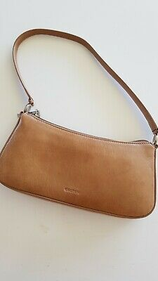 AU40.50 • Buy Oroton Small Hand Bag. Excellent Condition. Tan Colour. Leather.