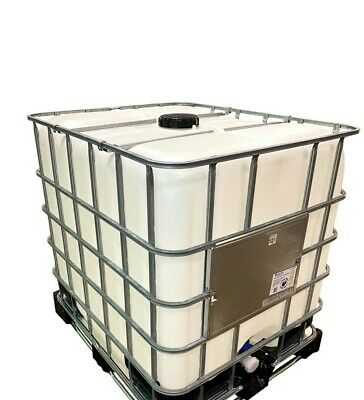 IBC Water Tank. 1000 Litre IBC Container Water Storage • 5£