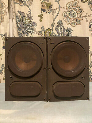 $ CDN752.67 • Buy B&W LM1 Original Solid Cast Magnesium Speakers