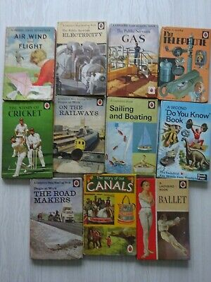 Ladybird Books - Vintage  From 1960s & 1970s - Factual • 20£