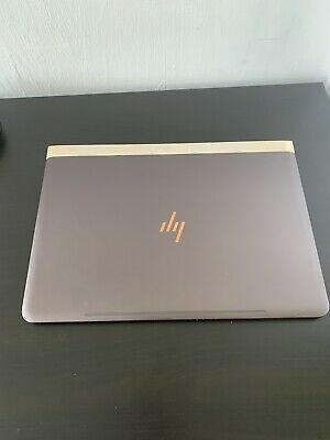 "HP Spectre 13-v051na 13.3"" Laptop - Dark Grey & Copper • 252£"