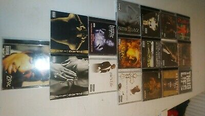 Cd Singles Collection 2pac • 40£