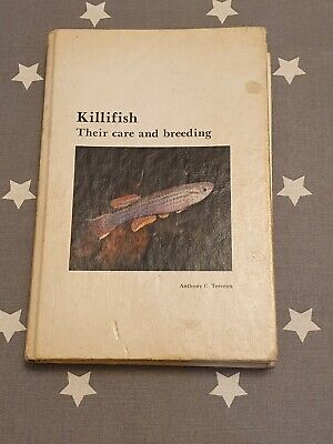 £20 • Buy Killifish, Their Care And Breeding. Anthony Terceira.