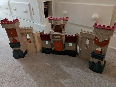 Fisher Price Imaginext Castle Playset With Interactive Dragon And Accessories! • 20£