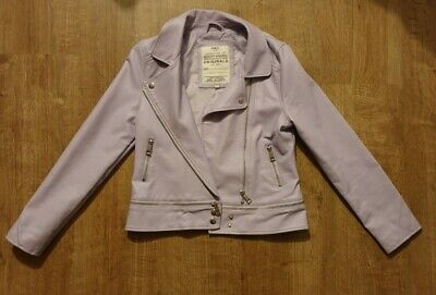 Child's Faux Leather Jacket • 1.50£