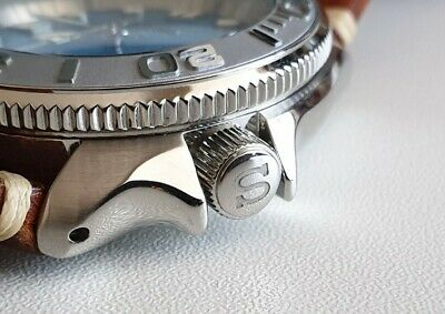 $ CDN24.46 • Buy Crown And Stem For Seiko SKX007, SKX009 And SKX173 With 'S' Engraving