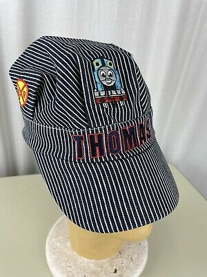 £9.16 • Buy Thomas The Train Railroad Conductor HAT Youth Stretch Ball Cap Tank Engine  Kids