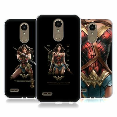 Official Wonder Woman Movie Character Art Soft Gel Case For Lg Phones 1 • 15.58£