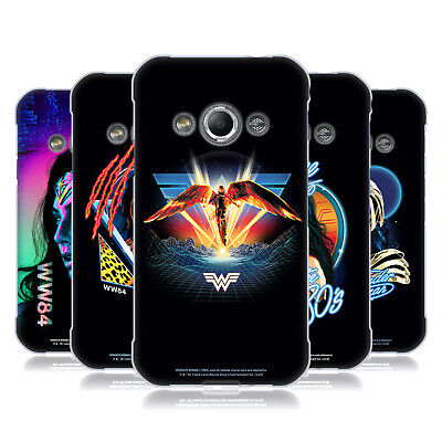 Official Wonder Woman 1984 80's Graphics Soft Gel Case For Samsung Phones 4 • 15.58£