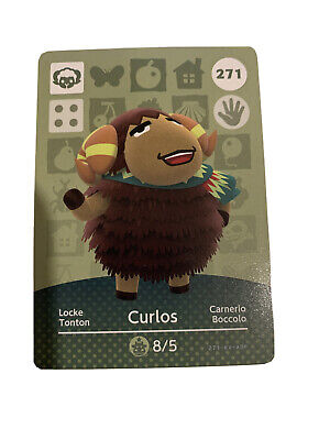 AU12 • Buy GENUINE & OFFICIAL Animal Crossing Series 3 Amiibo Cards Villagers #218 - #300
