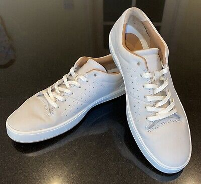 Lacoste Tamora Lace Up Trainers Women Casual Sneakers Pumps Shoes Off White UK 5 • 31£