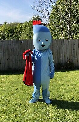 Iggle Piggle In The Night Garden Lookalike Mascot Costume For Hire • 30£