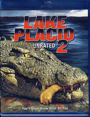 Lake Placid 2 (Unrated Edition) (Blu-ray) New Blu-ray • 9.98£