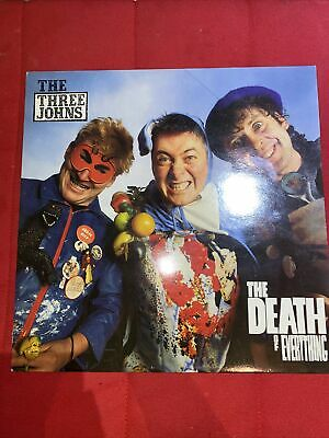 £12.99 • Buy The Three Johns – The Death Of Everything - UK LP Vinyl Record