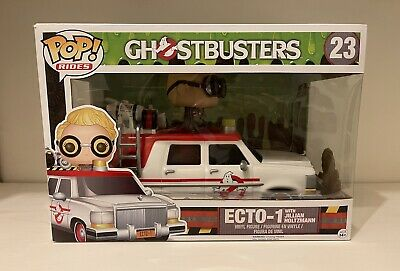 Funko Pop! Ecto-1 With Jillian Holtzman - Ghostbusters #23 • 22.50£