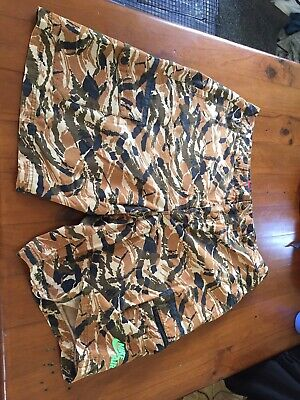 £18.97 • Buy Nike Air Camo Shorts Size 38 Some Stains See Pics