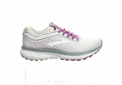 $ CDN101.27 • Buy Brooks Womens Ghost 12 White Running Shoes Size 8 (Wide) (1729544)