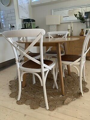 AU400 • Buy Round Dining Table With Chairs