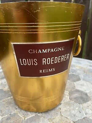Louis Roederer Champagne Ice Bucket • 4.70£