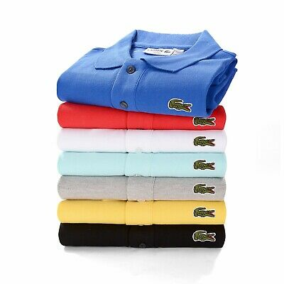 Men's Vintage Lacoste L1212 Short Sleeve Polo Slim Fit T-Shirt • 35.96£