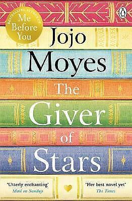 AU13.64 • Buy The Giver Of Stars By Jojo Moyes