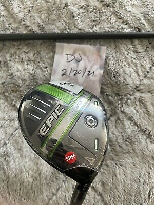 $ CDN326.70 • Buy Callaway Epic Speed 4 Fairway Wood Hzrdus 70g 6.0 No HC