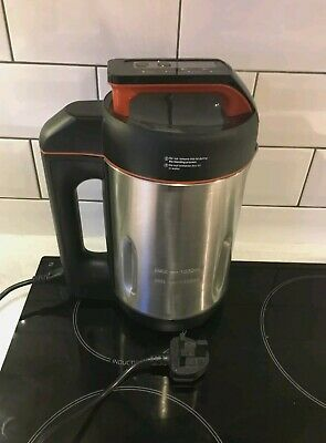 Morphy Richards 1.6L 501022 Soup Maker With Out Box. • 29£
