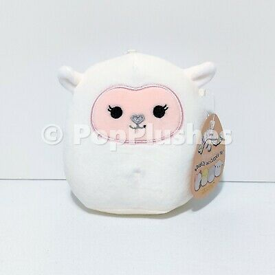 $14.99 • Buy Squishmallows 5  Pet Collection Lily Lamb With Squeaker KellyToy Cute Plush NWT