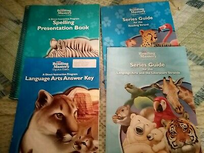 AU75.11 • Buy SRA Reading Mastery Signature Edition Spelling Presentation Book