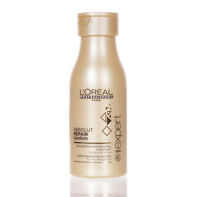 L'oreal Serie Expert Absolut Repair Lipidium Shampoo 3.4oz/100ml • 5.42£