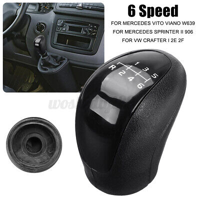 AU15.59 • Buy 6 Speed Gear Stick Shift Knob Shifter For Mercedes Sprinter II For VW Crafter AU