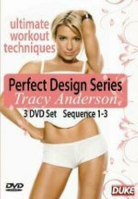 £36.13 • Buy Tracy Anderson - Perfect Design Series ( DVD Incredible Value And Free Shipping!