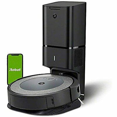 IRobot Roomba I3+ (3550) Robot Vacuum With Automatic Dirt Disposal Disposal • 429.12£