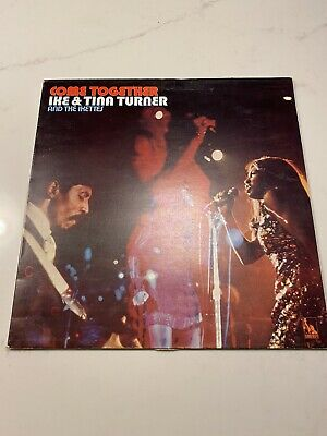 Ike & Tina Turner And The Ikettes – Come Together Vinyl  • 16£