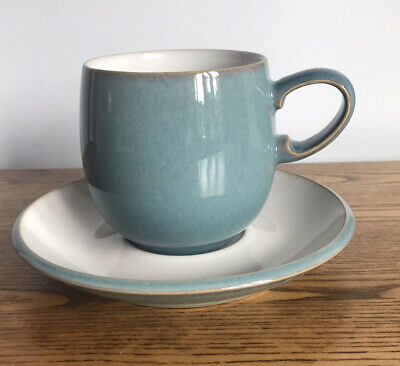£10 • Buy DENBY Azure Cup And Saucer X1.