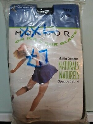 Mondor Ice Skating Over Boot Cover Tights 3372 - Size XXL - Colour Black • 3.50£